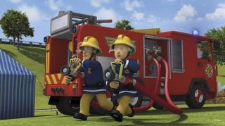 Fireman Sam - Season 10, Episode 24 (Pontypandy In The Park)