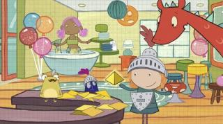 Peg + Cat - Season 2, Episode 3 (The Mermaid In The Mall Problem)
