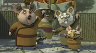 Kung Fu Panda: Legends Of Awesomeness - Season 2, Episode 2 (The Maltese Mantis)