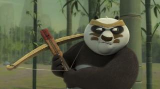 Kung Fu Panda: Legends Of Awesomeness - Season 2, Episode 3 (The Most Dangerous Po)