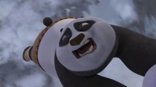 Kung Fu Panda: Legends Of Awesomeness - Season 2, Episode 4 (Crane On A Wire)