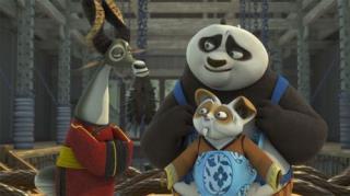 Kung Fu Panda: Legends Of Awesomeness - Season 2, Episode 5 (Shifu's Back)
