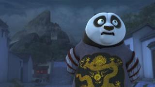 Kung Fu Panda: Legends Of Awesomeness - Season 2, Episode 6 (The Midnight Stranger)