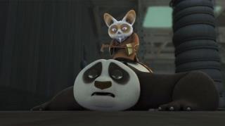 Kung Fu Panda: Legends Of Awesomeness - Season 2, Episode 9 (Kung Shoes)