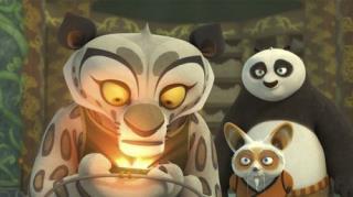 Season 2, Episode 12 (Master And The Panda)