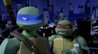 Teenage Mutant Ninja Turtles - Season 1, Episode 1 (Rise Of The Turtles: Part 1)