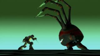 Teenage Mutant Ninja Turtles - Season 1, Episode 3 (Turtle Temper)