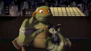 Teenage Mutant Ninja Turtles - Season 1, Episode 4 (New Friend, Old Enemy)
