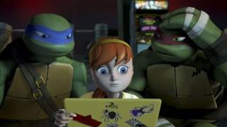 Teenage Mutant Ninja Turtles - Season 1, Episode 6 (Metalhead)