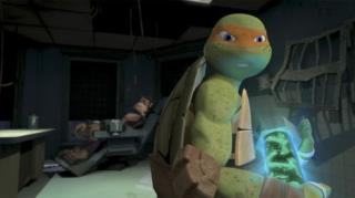Teenage Mutant Ninja Turtles - Season 1, Episode 7 (Monkey Brains)