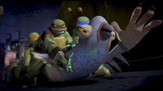 Teenage Mutant Ninja Turtles - Season 1, Episode 9 (The Gauntlet)