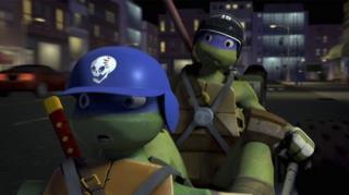 Teenage Mutant Ninja Turtles - Season 1, Episode 10 (Panic In The Sewers)