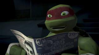 Teenage Mutant Ninja Turtles - Season 1, Episode 11 (Mousers Attack)