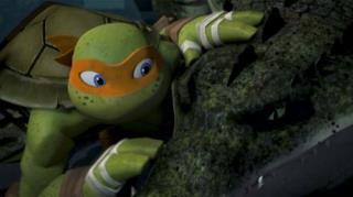 Teenage Mutant Ninja Turtles - Season 1, Episode 12 (It Came From The Depths)