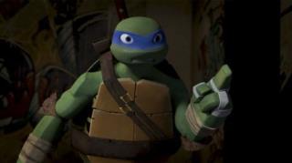 Teenage Mutant Ninja Turtles - Season 1, Episode 13 (New Girl In Town)