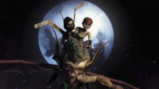 Teenage Mutant Ninja Turtles - Season 2, Episode 16 (The Lonely Mutation Of Baxter Stockman)