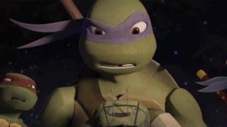 Teenage Mutant Ninja Turtles - Season 2, Episode 17 (Newtralized!)