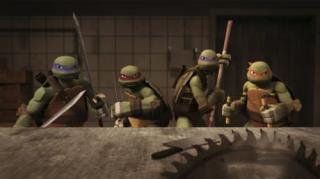 Teenage Mutant Ninja Turtles - Season 2, Episode 18 (The Wrath Of Tiger Claw)