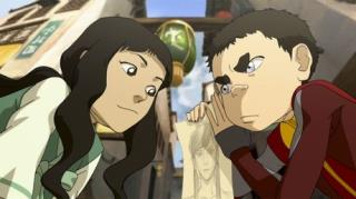 The Legend Of Korra - Season 2, Episode 17 (The Calling)