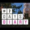 #7DaysDiary
