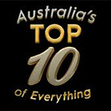 Australia's Top Ten Of Everything
